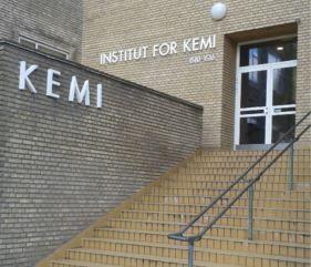 Depositum - udlån af lokale til reception på Institut for Kemi