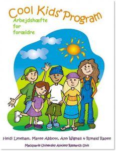 Cool Kids Angstprogram - Arbejdshæfte til forældre