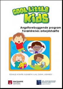 Cool Little Kids - Angstprogam - Forældrenes arbejdshæfte