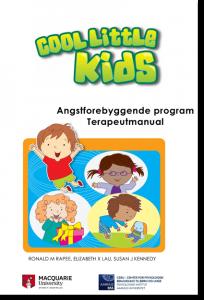 Cool Little Kids - Angstprogram - Terapeutens manual
